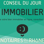 Image for the Tweet beginning: Avec la #vente notariale interactive