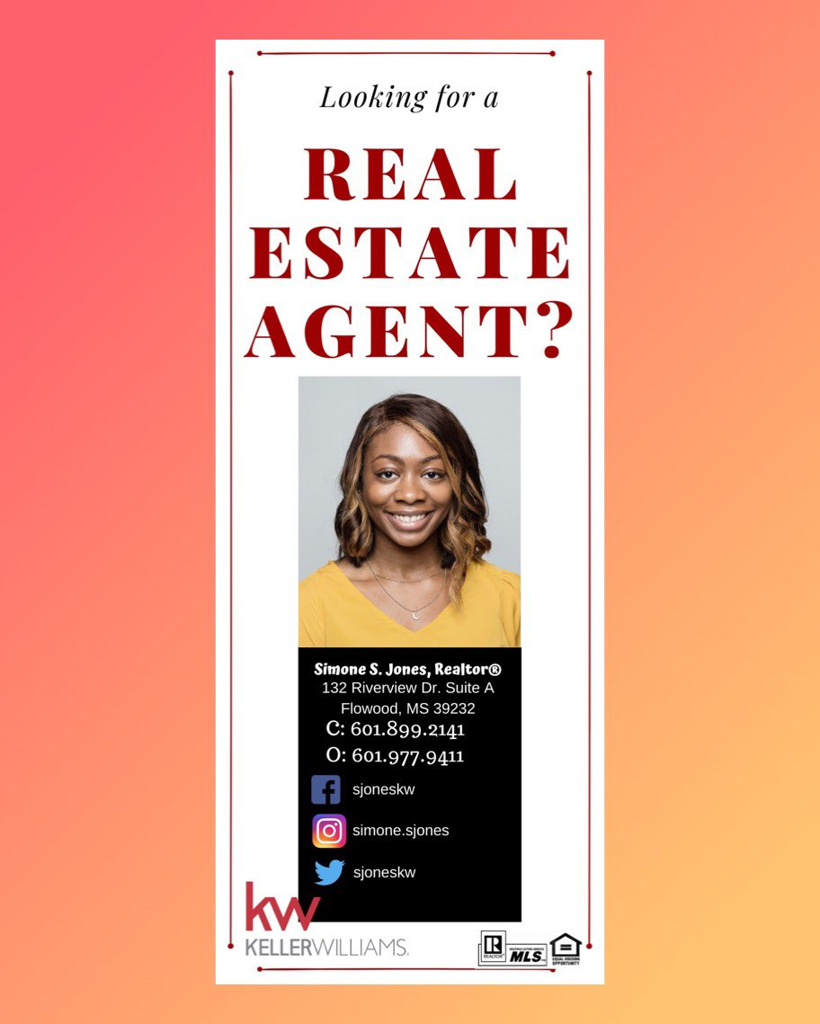 A little about the Realtor. #turningdreamsintoreality #realestate #realestateagent #realtor #realtorlife #realestateinvesting #mississippi #mississippirealestate #mississippirealtor #missississippirealestateagent #explorepagepic.twitter.com/7kVRmTMBKP