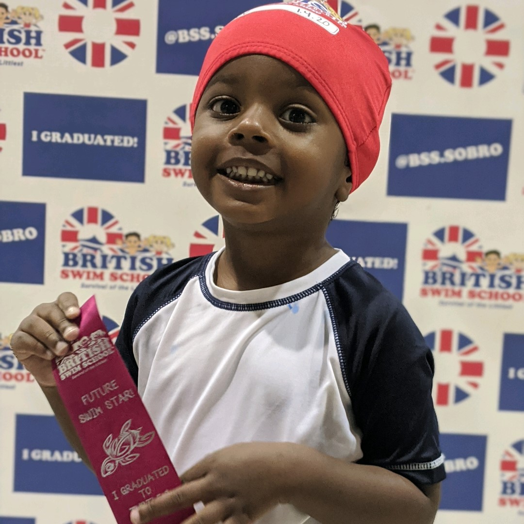 Congratulations Dhruv, lets go crush these goals!! We are super proud of you!!  #swim #swimsafe #bsssobro #swimmingisfun #kidsfitness #kidssport #survivalclass #swimschool #lifeskill #yearround #heatedpoolpic.twitter.com/luegecDsRo