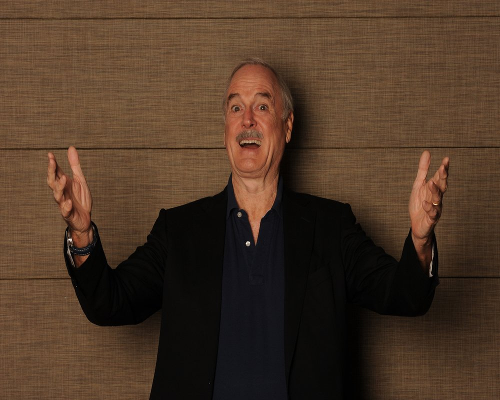 """On sale now @basiecenter for Oct 21 @JohnCleese  at his finest as he examines the dysfunctional world we live in and """"Why There Is No Hope'' @AshburyParkPress @RedBankPatch  #NewJersey # NJevents #newjerseycomedy for tickets"""