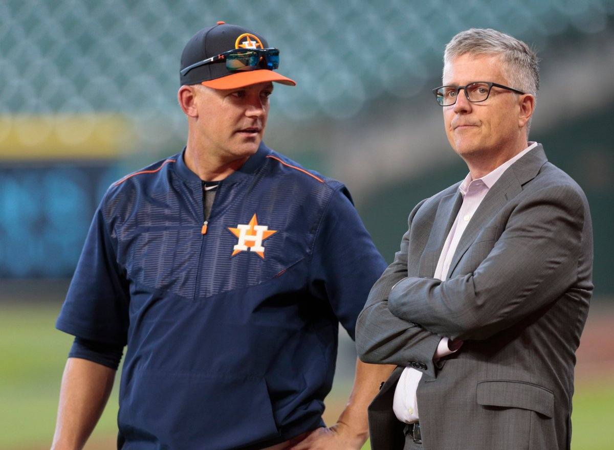@MLBONFOX's photo on Jim Crane