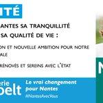 Image for the Tweet beginning: Avec @NantesAvecVous retrouvez des
