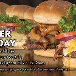 Burger Monday & the National Championship game? OH YEAH! Enjoy 1/2 Price Burgers while you watch Clemson vs LSU at 7pm! DJ's Dugout is the place to be for this epic matchup!