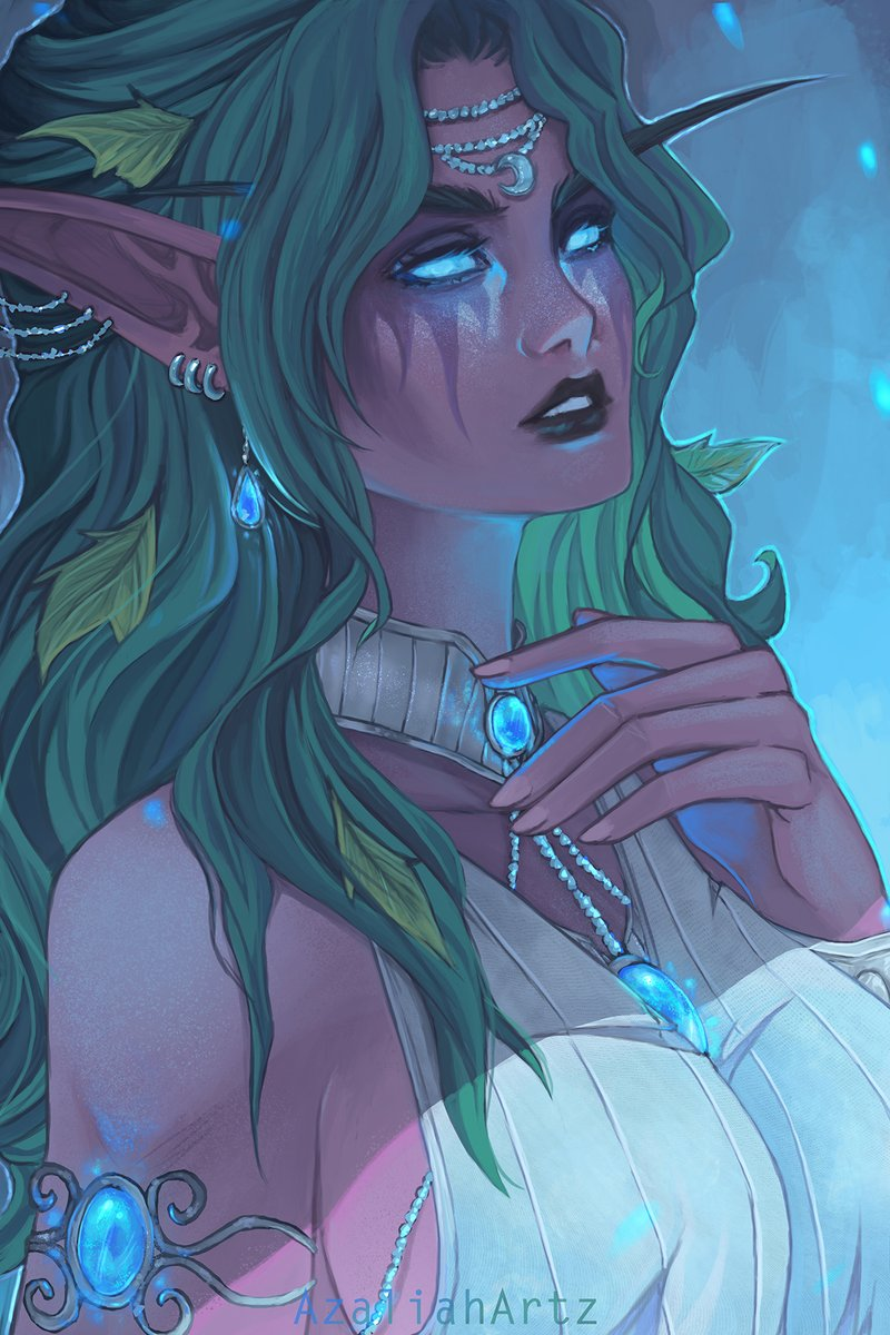 Tyrande Hashtag On Twitter Tyrande is a very versatile hero which allows her to adapt to the course of the game very well. tyrande hashtag on twitter