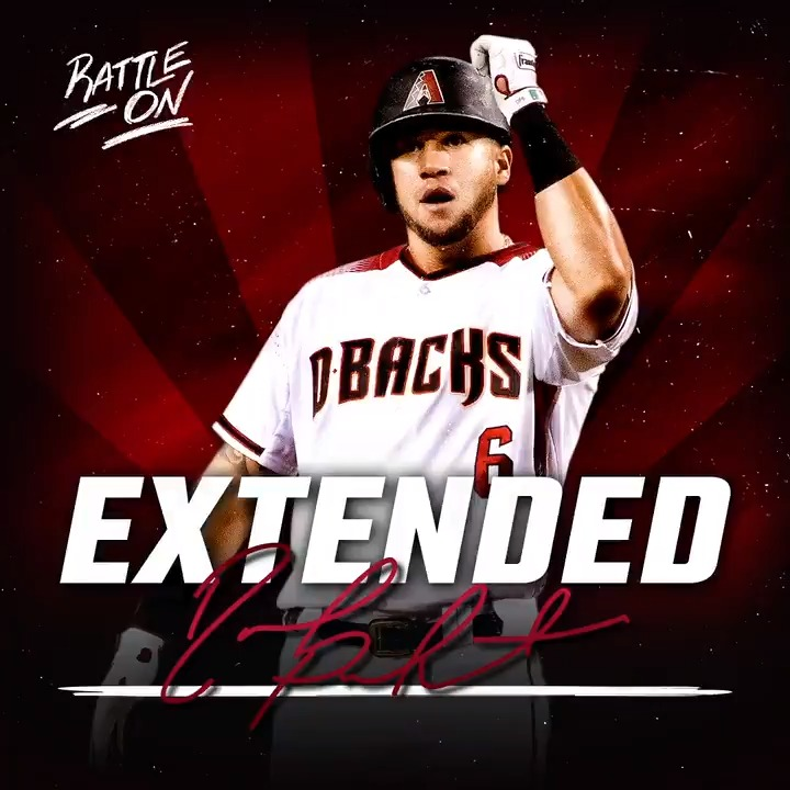 D-backs, Peralta make 3-year extension official
