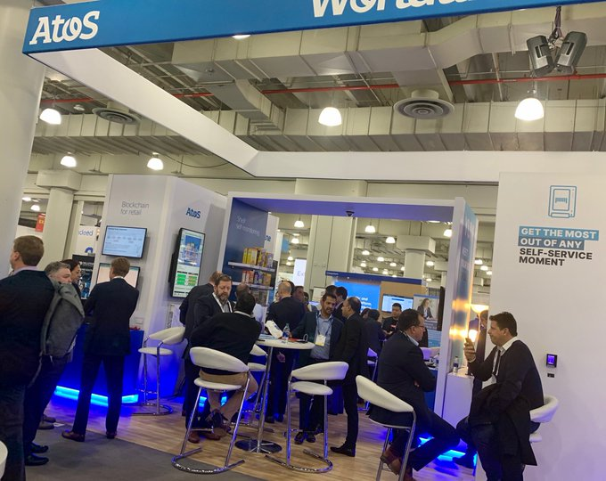 Great day to see some amazing Atos Technologies at #NRF2020. Visit us...
