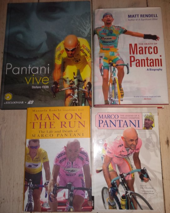 166 days until    Happy birthday Marco Pantani
