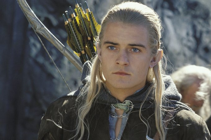 Happy Birthday to our Legolas, Orlando Bloom!