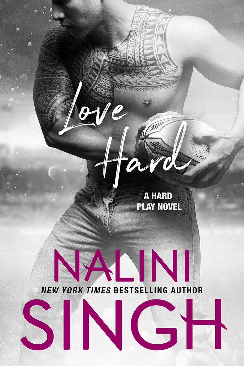 Cover of LOVE HARD, A Hard Play Novel