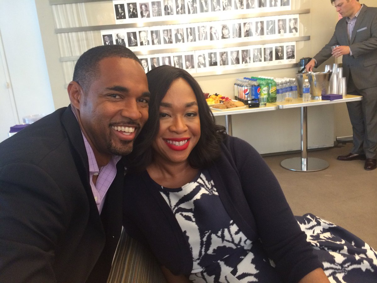 #happybirthday to one of my #sheroes She's a real #boss MY boss. #muchlove @shondarhimes