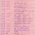 Image for the Tweet beginning: Busy #ElvisHistory that timetable for