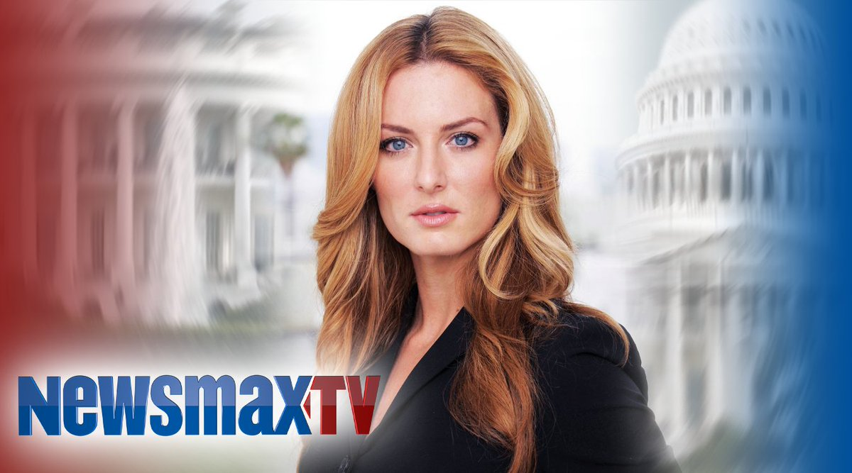 """Newsmax on Twitter: """"We are pleased that @EmeraldRobinson, formerly of  OANN, has joined Newsmax TV as White House Correspondent. Stay tuned for  more big developments at https://t.co/6kJRGQSvV0!… https://t.co/Hs7Ew3wJL3"""""""