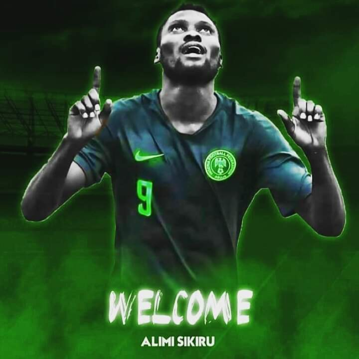 OFFICIAL !  Tunisian Club, Stade Tunisien have confirmed the signing of Super Eagles home base striker, Alimi Sikiru from Nigeria Professional Football League (NPFL) side, Lobi Stars.  #TransferNews #AlimiSikiru #Nigerian