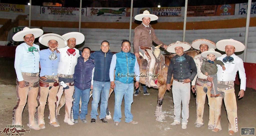 #MIORGULLO  SAN MIGUEL TLALIXTAC SE LLEVÓ EL TORNEO DE LA FUNDACIÓN DE TLAHUELILPAN!!!  ·    Segundo para Bravos de Azuela  ·         Profetas en su tierra Hacienda San Servando  ·         Se entregó la bolsa de $45,000    @FerCharroPrensa @martinbarragan5
