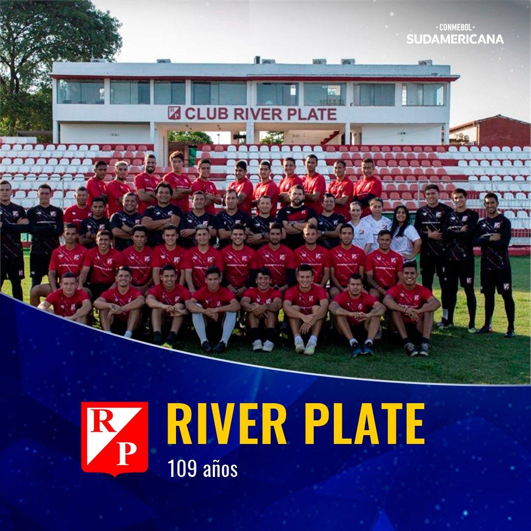 👏🎉¡Felicidades, @KELITO_1911! River Plate de Paraguay cumple hoy 1⃣0⃣9⃣ años.  ⠀ 📆 El 11 de febrero debutará en la #Sudamericana ante @AsoDeporCali por la Primera Fase.