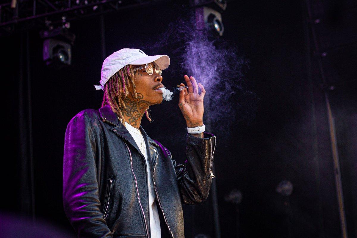 A nova música do Wiz Khalifa já está aqui, ouça 'Real Rappers Rap' bit.ly/36QO7DR