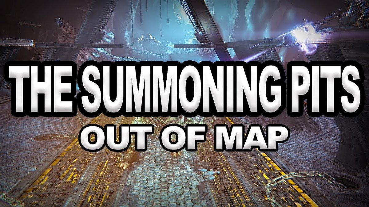 We glitch outta The Summoning Pits, and explore a new area: the outside of the map. Link here or in bio!   . #destinythegame #destiny2 #D2 #destiny #destinycommunity #gamer #gamercommunity #xbox #xbox1 #hunter #titan #warlock #seasonofthedawn #cortanium #yt