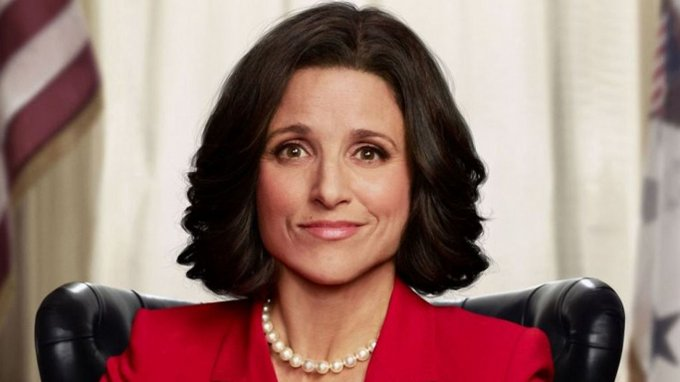 Happy Birthday Julia Louis-Dreyfus! We love you