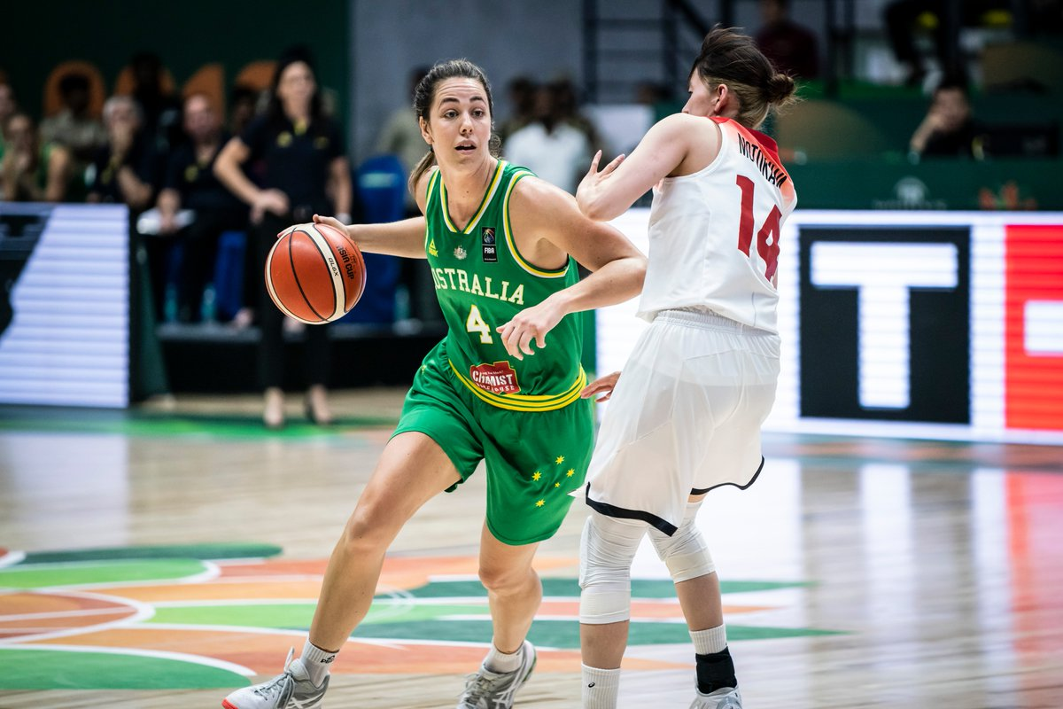 Opals Captain Jenna O'Hea has been ruled out of the FIBA Olympic Qualifier in France. 👇  DETAILS: http://bit.ly/OHeaInjury