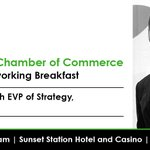 Image for the Tweet beginning: Switch EVP of Strategy, Adam