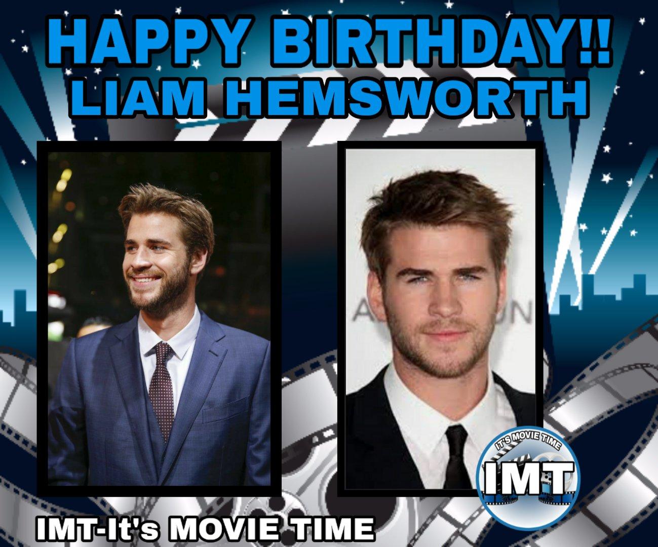 Happy Birthday to Liam Hemsworth! The actor is celebrating 30 years.
