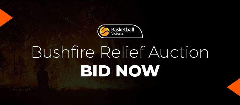 Basketball Victoria has created an auction filled with incredible memorabilia with all funds raised to go to those affected by the devastating bushfires. 👇👏  AUCTION: http://bit.ly/BVBushfireAuction …