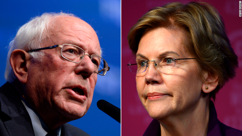 Elizabeth Warren says Bernie Sanders told her a woman could not win in 2020: I thought a woman could win; he disagreed  https://cnn.it/2TrUr0R