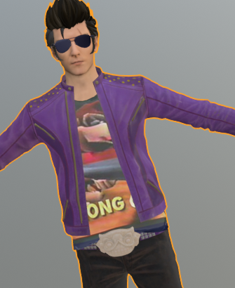 This is what Travis Touchdown wears today <br>http://pic.twitter.com/AvoKw9ZjFJ