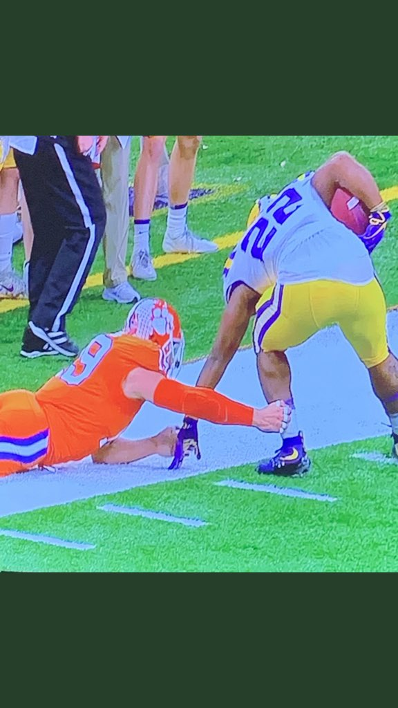 Pac12 refs doing pac12 things  #CFBPlayoff