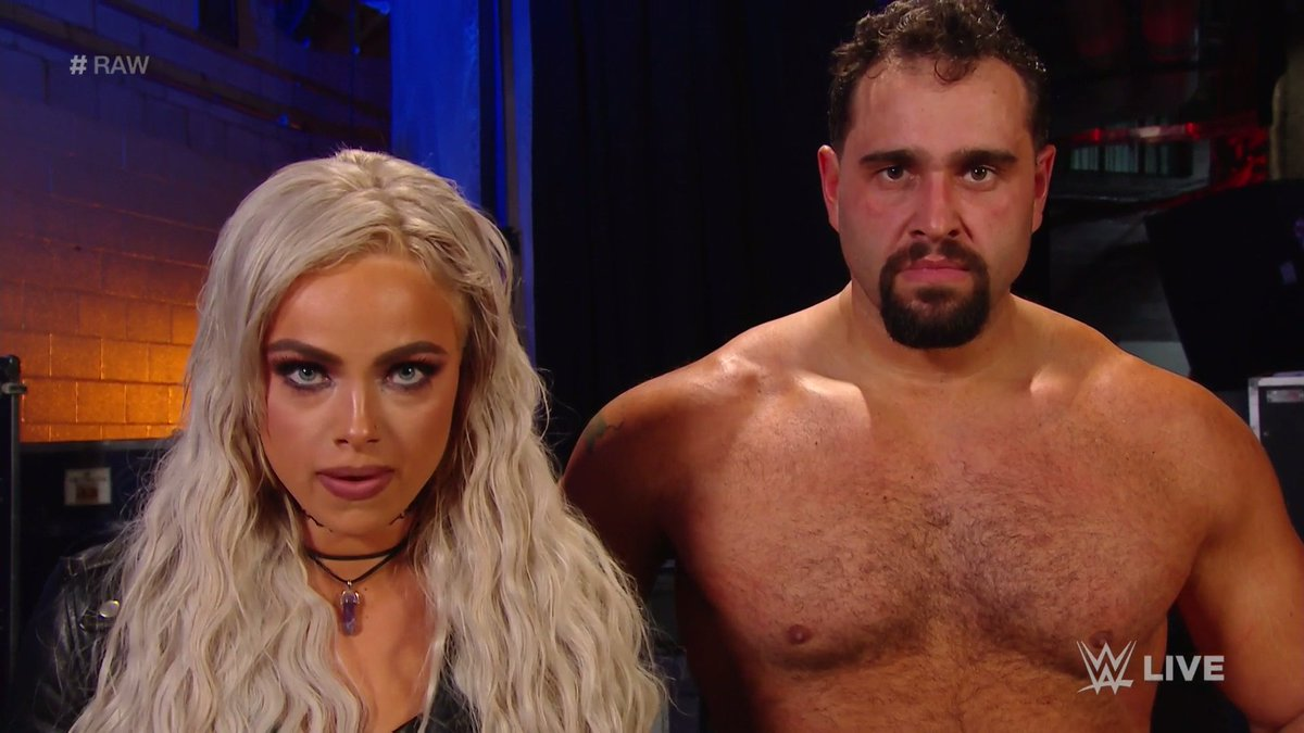 Liv Morgan And Rusev Vs. Lana And Bobby Lashley Set For Next Week's WWE RAW
