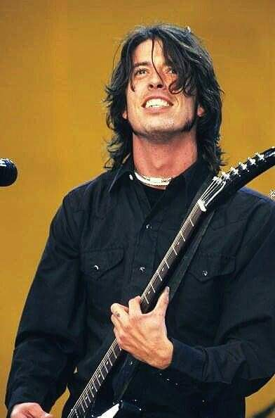 Happy 51st birthday, Dave Grohl.