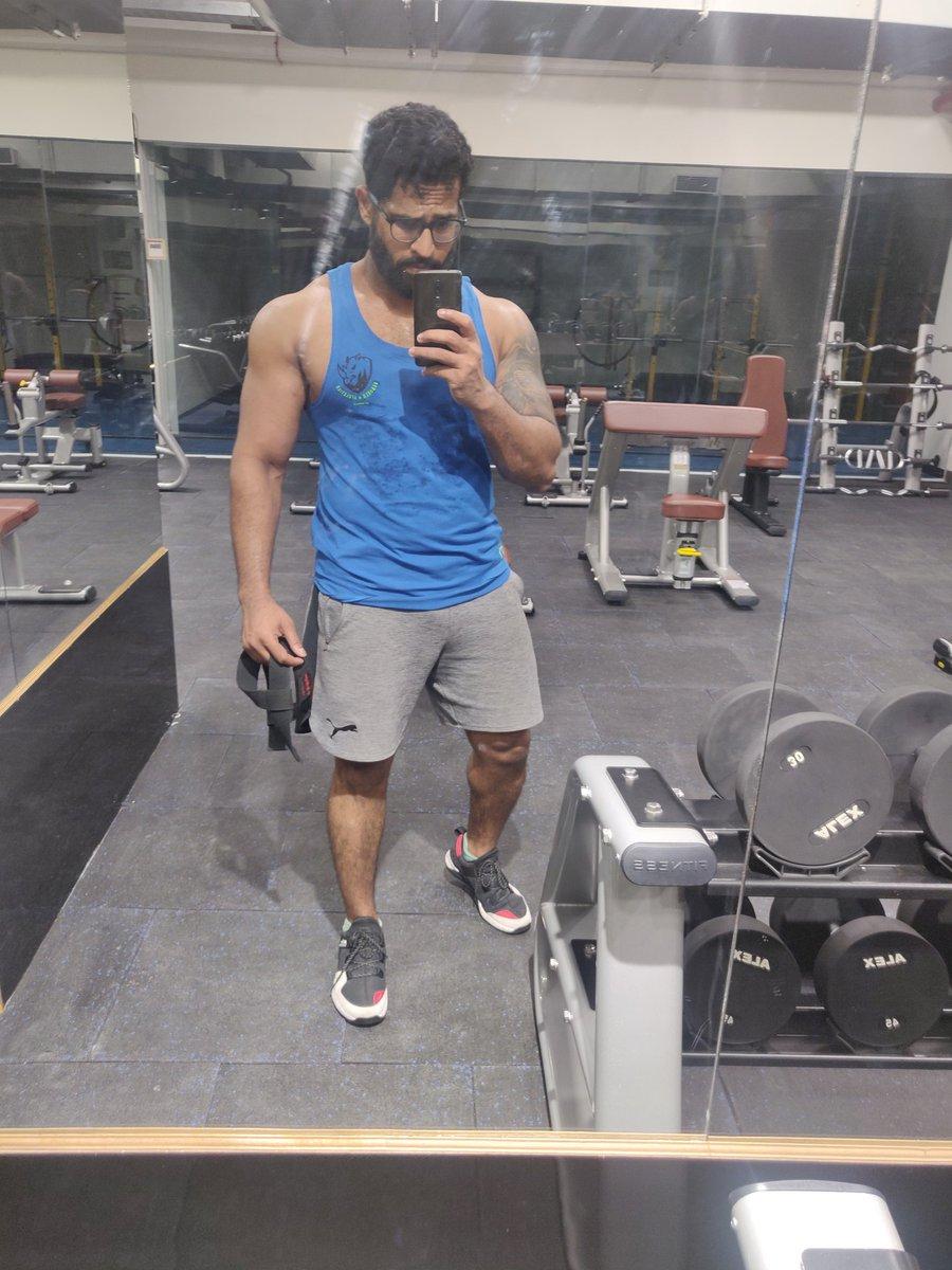 I'm not giving up, I'm just starting over  #shreehari #fitnessmotivation #lmntfitnessclub #mensfitnessmodel