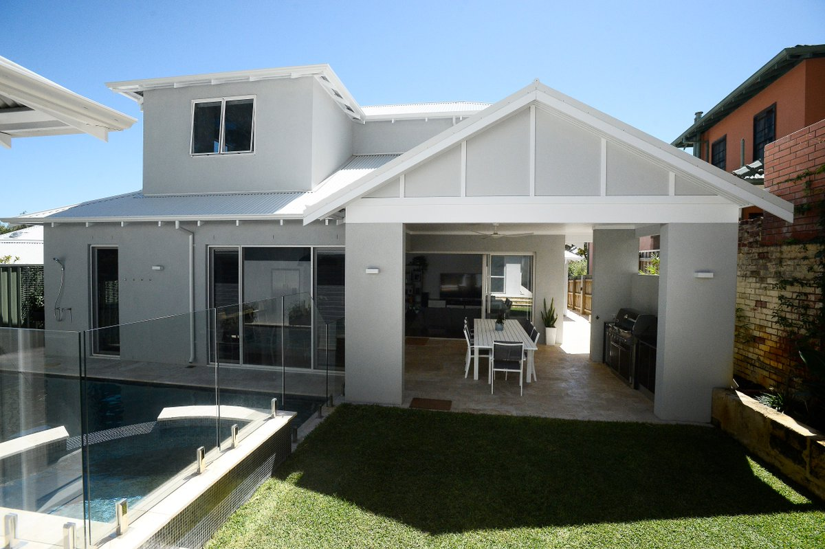 We added a second storey addition to this home as well as extending the ground floor and renovating throughout. The owners love their 'new' home and we do too!  #secondstorey #homeaddition #homerenovation #amerex #quality #builders #perth #perthproperty #perthrealestate<br>http://pic.twitter.com/wCJU9ZvkEO