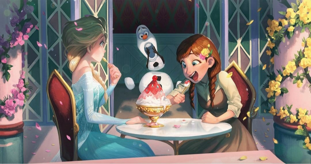 Don't eat my friend #Frozen2  <br>http://pic.twitter.com/psOwMOUY6F