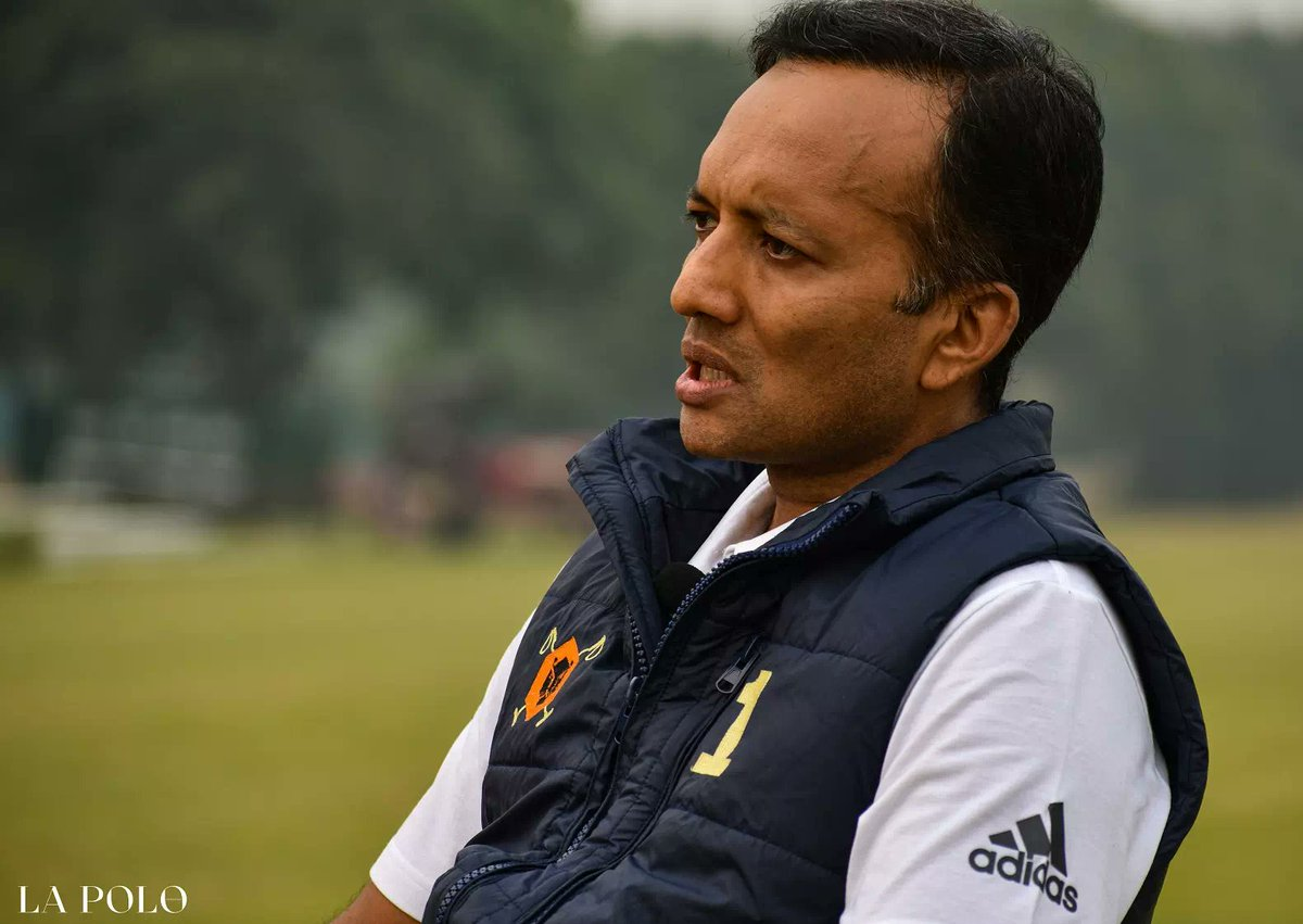 """For 30 years @MPNaveenJindal the playing patron of @JindalPanther has had a life that has revolved around #POLO. In a conversation with #LAPOLO, he says, """"Polo has taught me a lot about life."""" Read his complete interview and know his story  @JSPLCorporate https://www.lapolo.in/blog/polo-teaches-you-lot-about-life-naveen-jindal/…"""