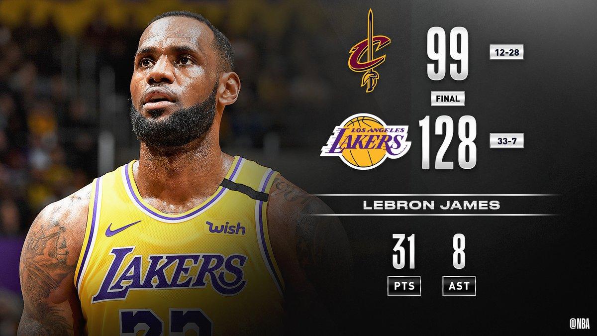 @NBA's photo on LAKERS WIN