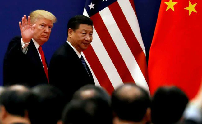 China trade surplus with US dropped to $296 billion in 2019 in wake of standoff https://www.ndtv.com/world-news/china-trade-surplus-with-us-dropped-to-296-billion-in-2019-in-wake-of-standoff-2163616…