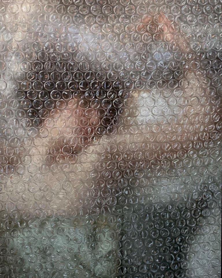 By Jacopo Venezianiプチプチの表現がすごい現代的な印象派だ