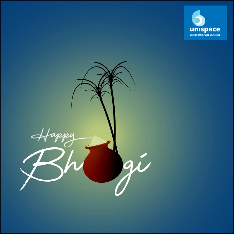 It's time to rejuvenate from within! From everyone in the Unispace family, we wish you a Happy Bhogi.    #Bhogi  #MakarSankranti https://t.co/D6zSSFPAU3