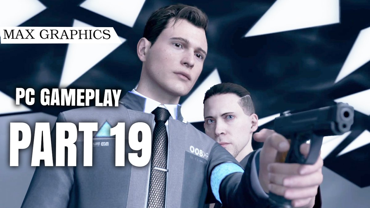 Detroit Become Human PC Walkthrough Gameplay Part 19  https://youtu.be/hIUgxGIXqkU   Checkout the video guys and don't forget to SUBSCRIBE.  #detroitbecomehuman #DetroitBecomeHumanPC #detroit #detroitbecomehumangameplay #gamingchannel #youtubegamingchannel #gamingchannels #gamingpic.twitter.com/fOxCK4eNop