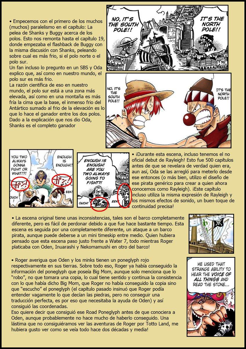 Secretos & Curiosidades - One Piece Manga 967 EOOY0gRWAAEGv1V