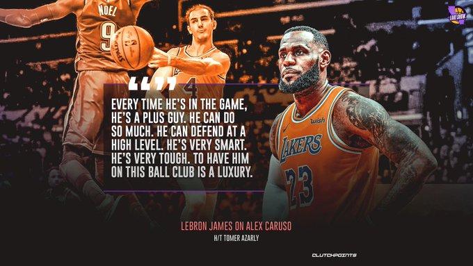 正負值+25全隊第一!拼勁和防守是他的標籤,球隊寶貴的拼圖,讓主帥和詹姆斯讚不絕口!-Haters-黑特籃球NBA新聞影音圖片分享社區