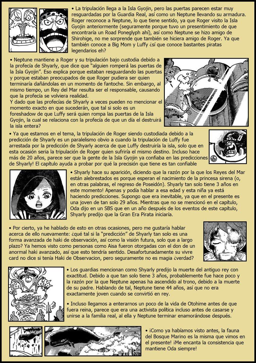 Secretos & Curiosidades - One Piece Manga 967 EOOZFr0WAAA31lK