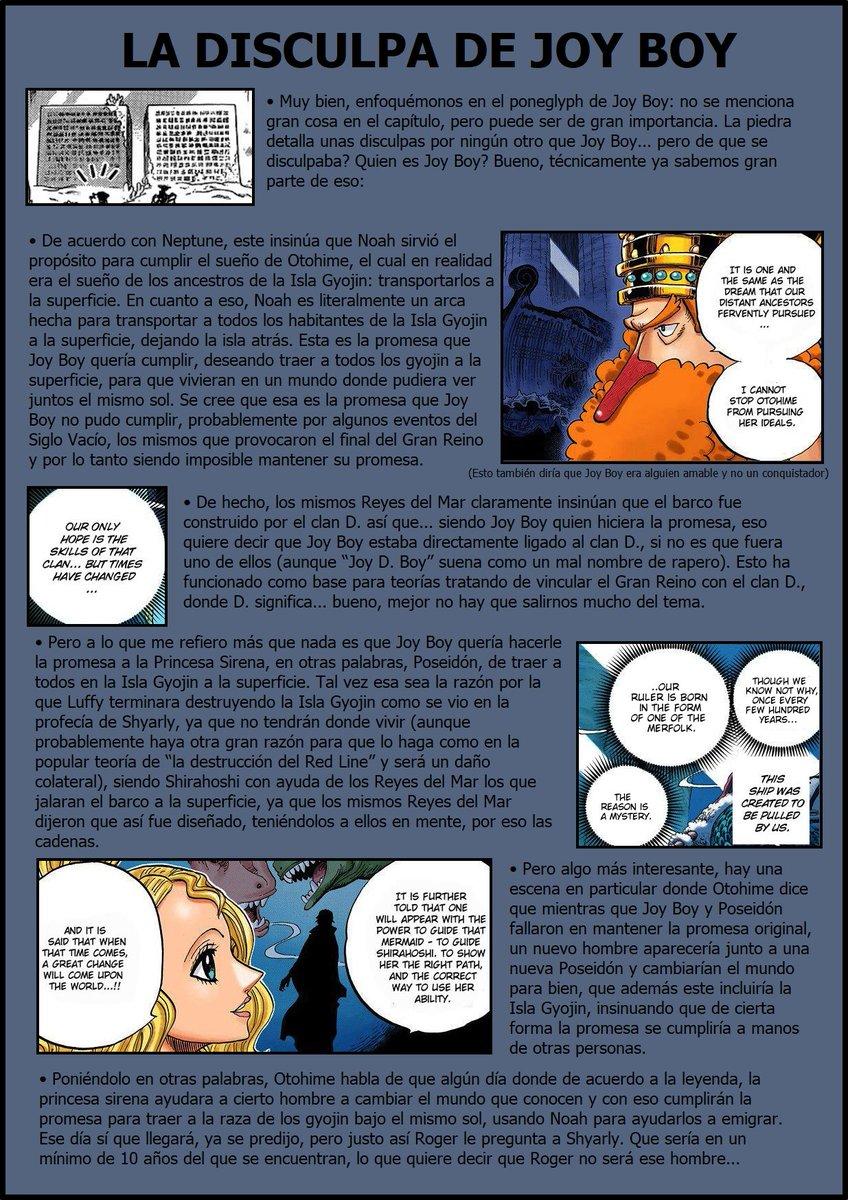Secretos & Curiosidades - One Piece Manga 967 EOOZUmFWkAIwwFm