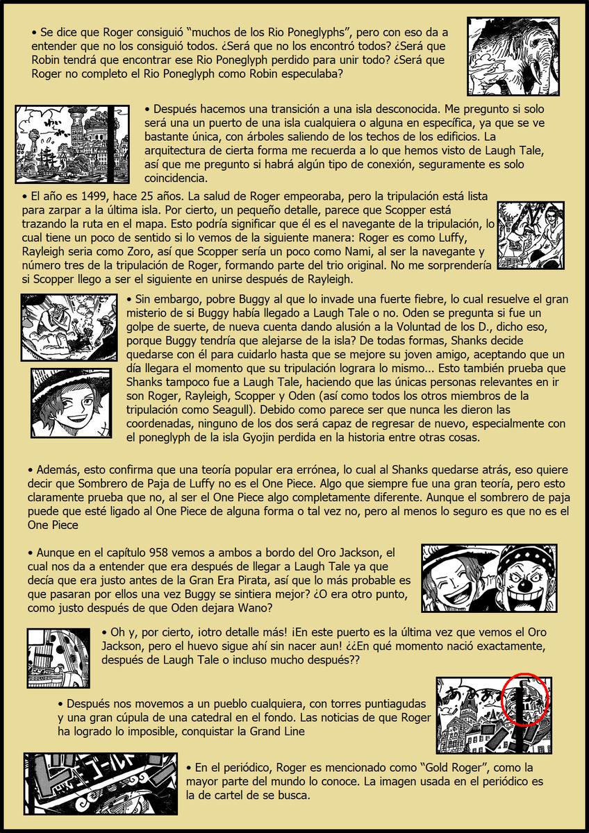 Secretos & Curiosidades - One Piece Manga 967 EOOZtleWkAEvL53