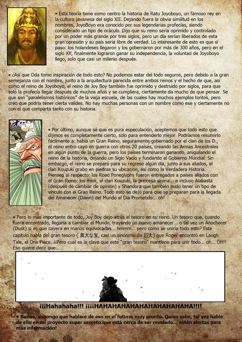 Secretos & Curiosidades - One Piece Manga 967 EOOZtltX0AILgzq