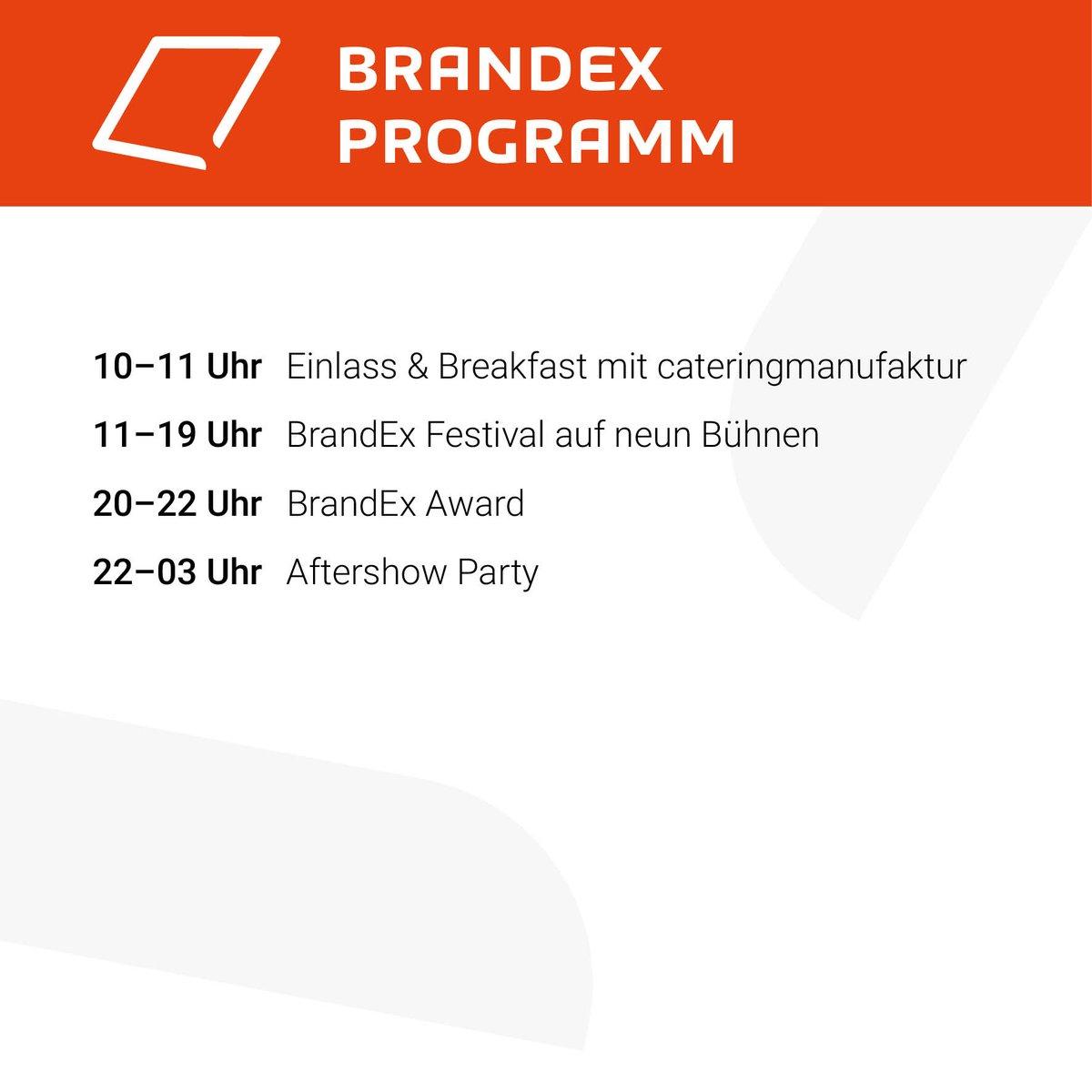 #BrandEx20