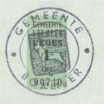 Image for the Tweet beginning: Gemeenteleges van 1 gulden te