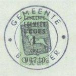 Image for the Tweet beginning: Gemeenteleges van 1 gulden te