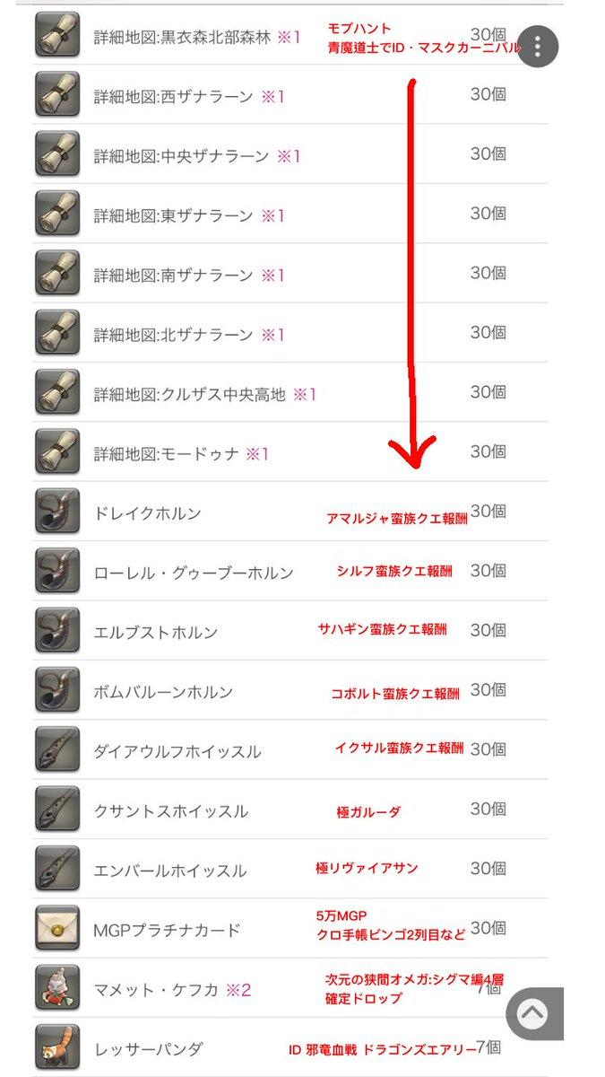 ふぁる@Shinryu鯖さんの投稿画像